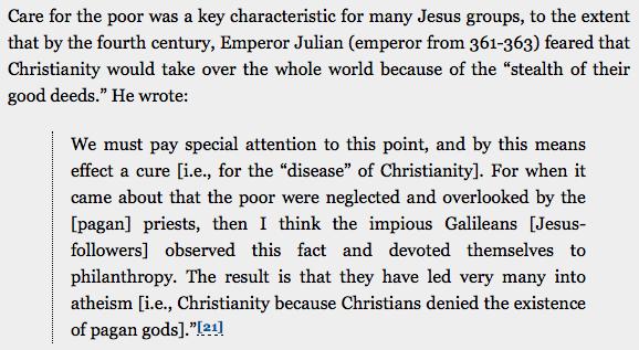 EmperorJulian&Christianity